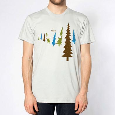 Winter Forest Shirt
