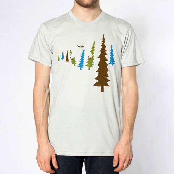 Winter Forest Shirt