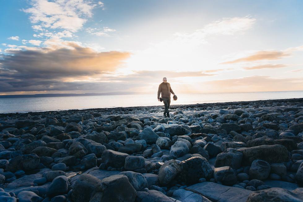 Claudiu Iozon Photographer Wales Beach