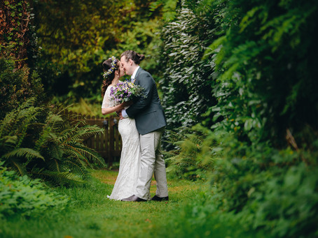USK CASTLE |  WALES WEDDING PHOTOGRAPHER