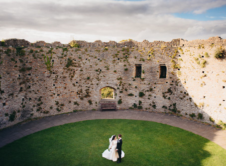 CARDIFF CASTLE | WALES NATURAL WEDDING PHOTOGRAPHER