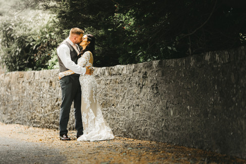 Couple in Love near St Fagans