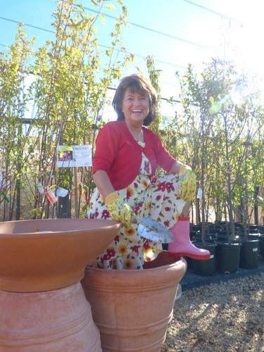 Garden Grammy, Trudy Irusta