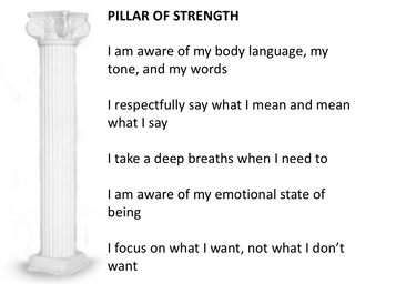 Pillar of Strength