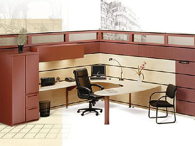 custom tile cubicles