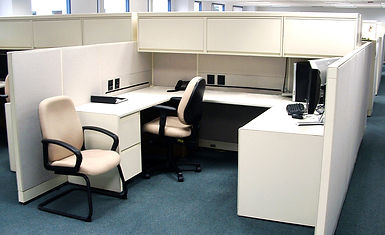 remanufactured cubicles