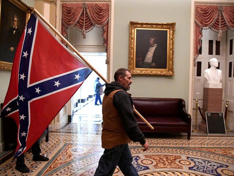 Assalto a Capitol Hill: Gettysburg si ripete