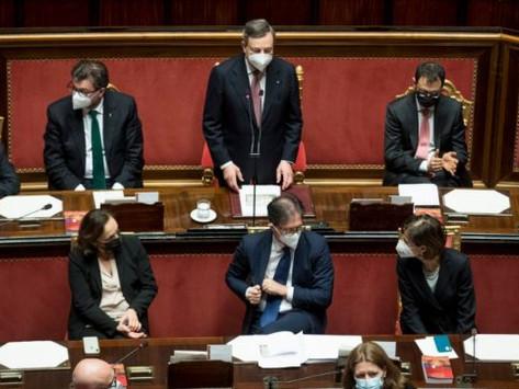 Mario Draghi: la catarsi della politica italiana?