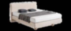 Boxspring-Bett, natürliche Materialien, Schweiz, Bern, Zürich, Solothurn, Luzern