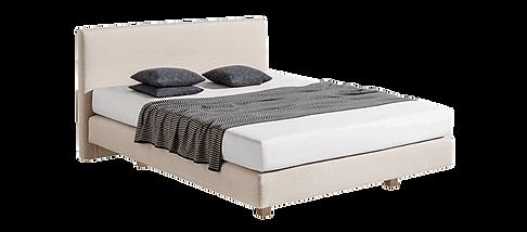 nat rliche boxspring betten. Black Bedroom Furniture Sets. Home Design Ideas