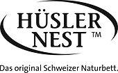 Hüsler-Nest, Logo, Schweizer Naturbett