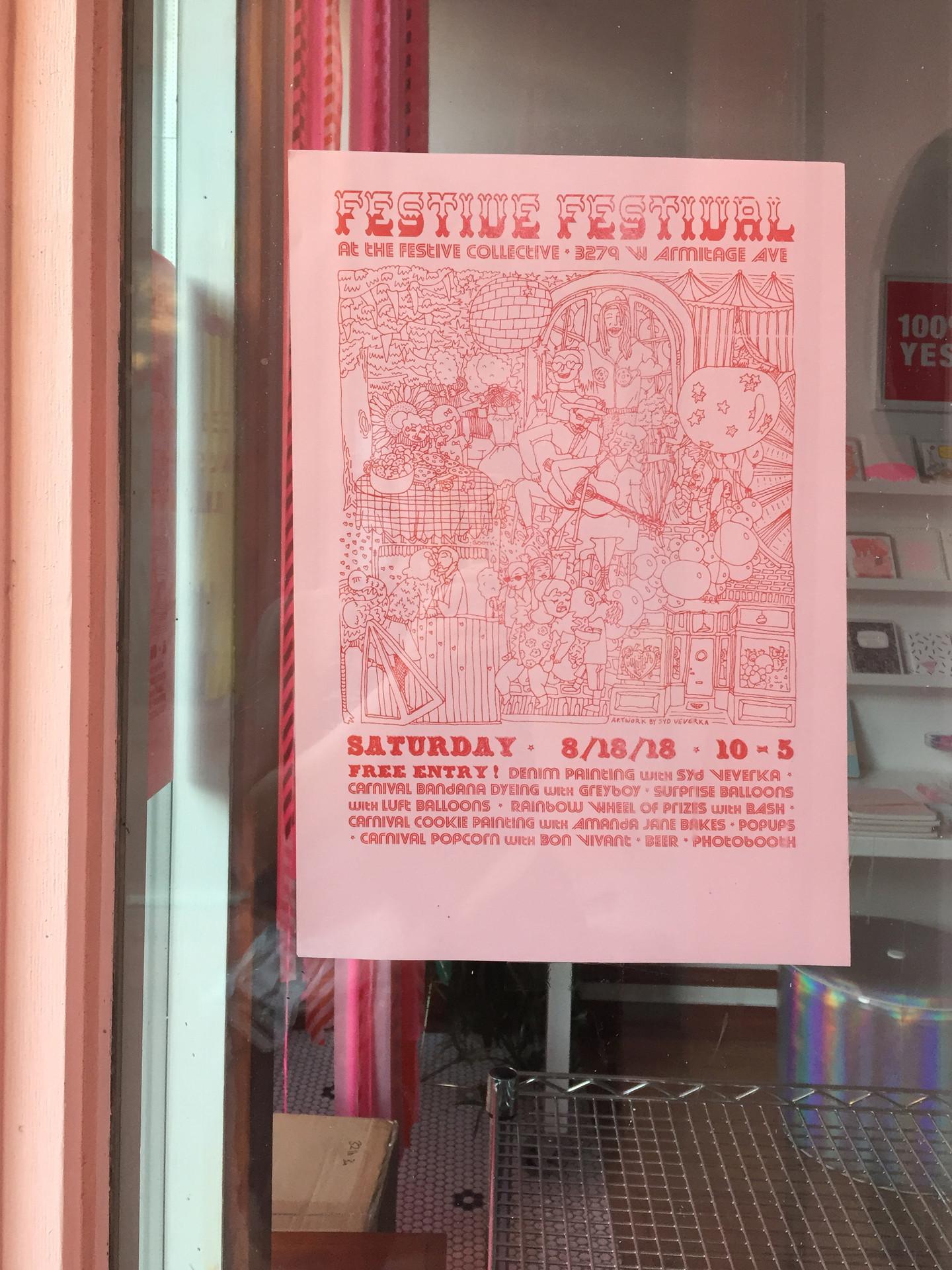 Festive Festival