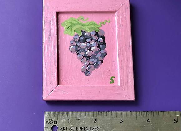 Mini Grape Painting