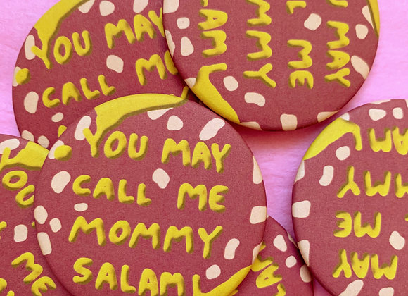 Mommy Salami button