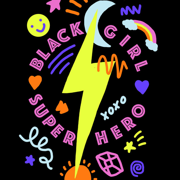 black girl super hero-black .jpg