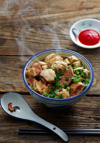 民園麵家麵 Man Yuen Noodle