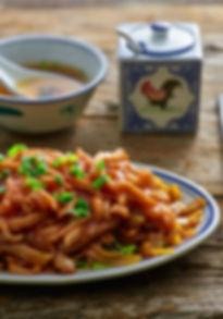 民園麵家炸醬麵 Man Yuen Noodle