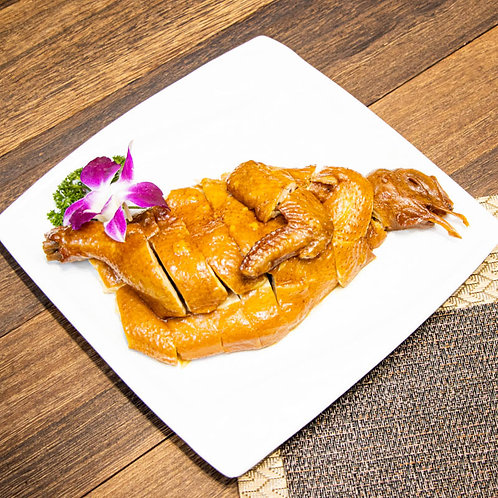 香滑豉油雞(半隻,自取/送貨)