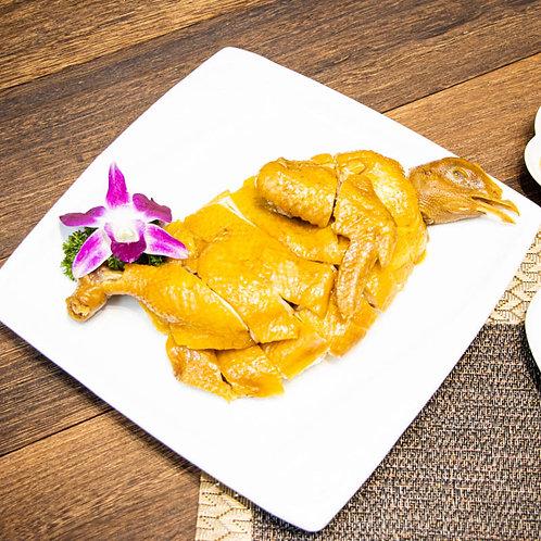 沙薑蔥油雞(全隻,自取/送貨)