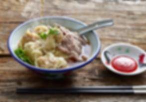 民園麵家雲吞麵 Man Yuen Wonton Noodle