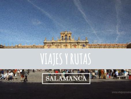 """Descubre Salamanca de la mano de Javier y Carmen de """"Viajes y Rutas"""""""