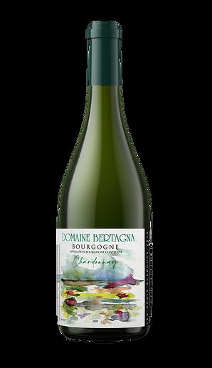 Bourgogne Chardonnay Les Croix Blanches Domaine Bertagna