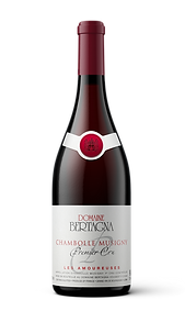 Chambolle Musigny Amoureuses Premier Cru Domaine Bertagna Red Wine Vin Rouge Pinot Noir Burgundy Bourgogne