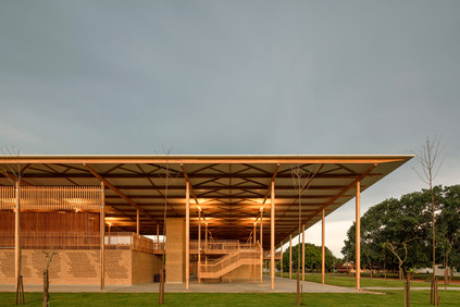 Projeto de Escola no Tocantins vence o Building of the Year 2018