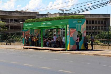 Cuiabá terá 82 pontos de ônibus sustentáveis!