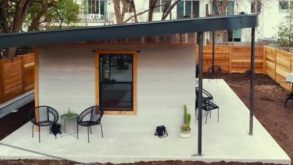 Casas impressas em 3D podem ajudar no déficit habitacional de países pobres