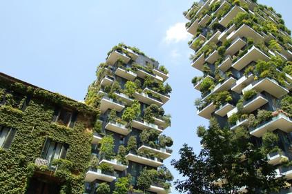 Florestas Verticais são uma solução para reduzir alguns dos efeitos negativos das cidades