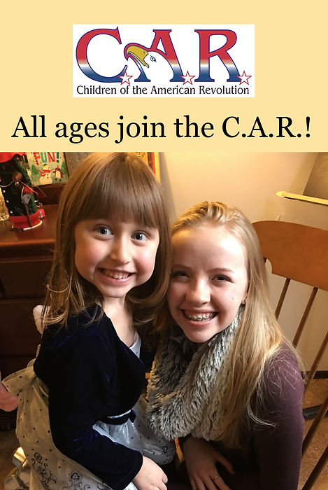 All ages join the C.A.R.!