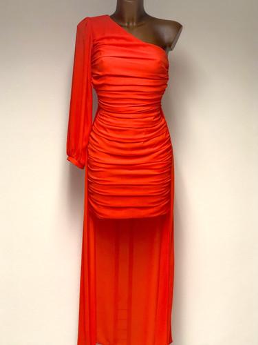One Shoulder Kleid von Rinascimento