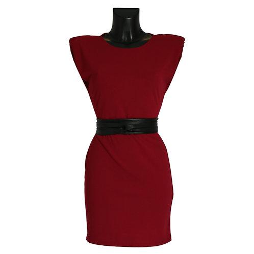 Rinascimento - Kleid - ohne Arm mit Schulterpolster