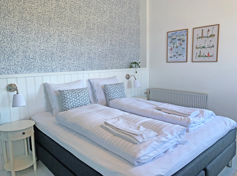 Kallehavegaard Badehotel værelse
