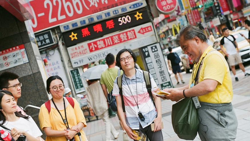 台北車站M8出口