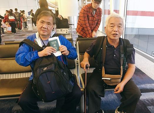16.  賈西亞跟飛機去香港