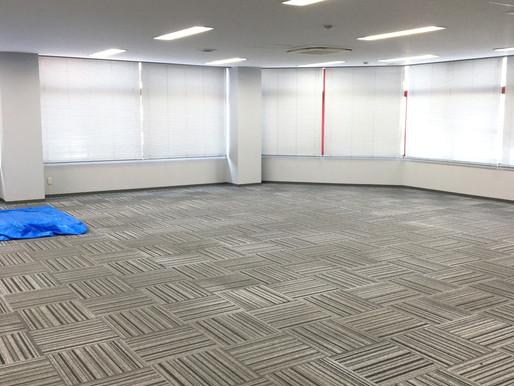 新しいオフィスに移転します!