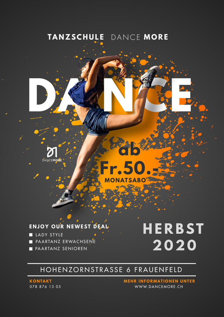 Copy of Modern Dance Studio Workshop Fly