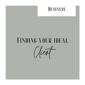 Find your ideal client