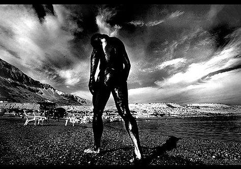 "Fine Art Photography Print ""Mud man"""