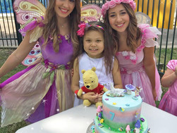 Emily's Magical Party at The Children's Hospital!