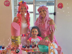 Angelina's Shopkins Party!