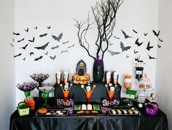 Spook-tacular Halloween Party Ideas!