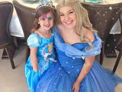 Veatrice's Cinderella Party