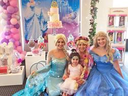 Elina's Spectacular Princess Party