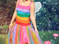 Rainbow Fairy Party Magic