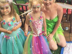 Justine's Tinkerbell Birthday Party Entertainment
