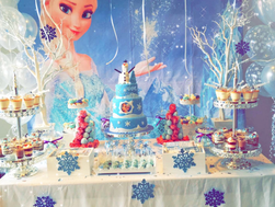 Liyana's Magical Frozen Birthday