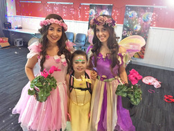 Emily's Fairy Disco Party! Sneak Peak!